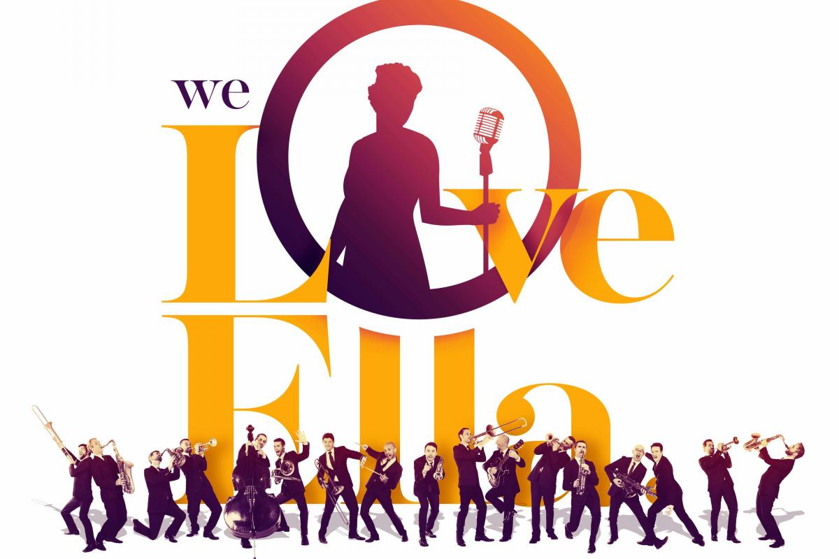 WE LOVE ELLA - The Amazing Keystone Big Band