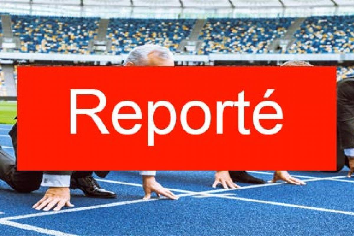 Forum Capsport reporté