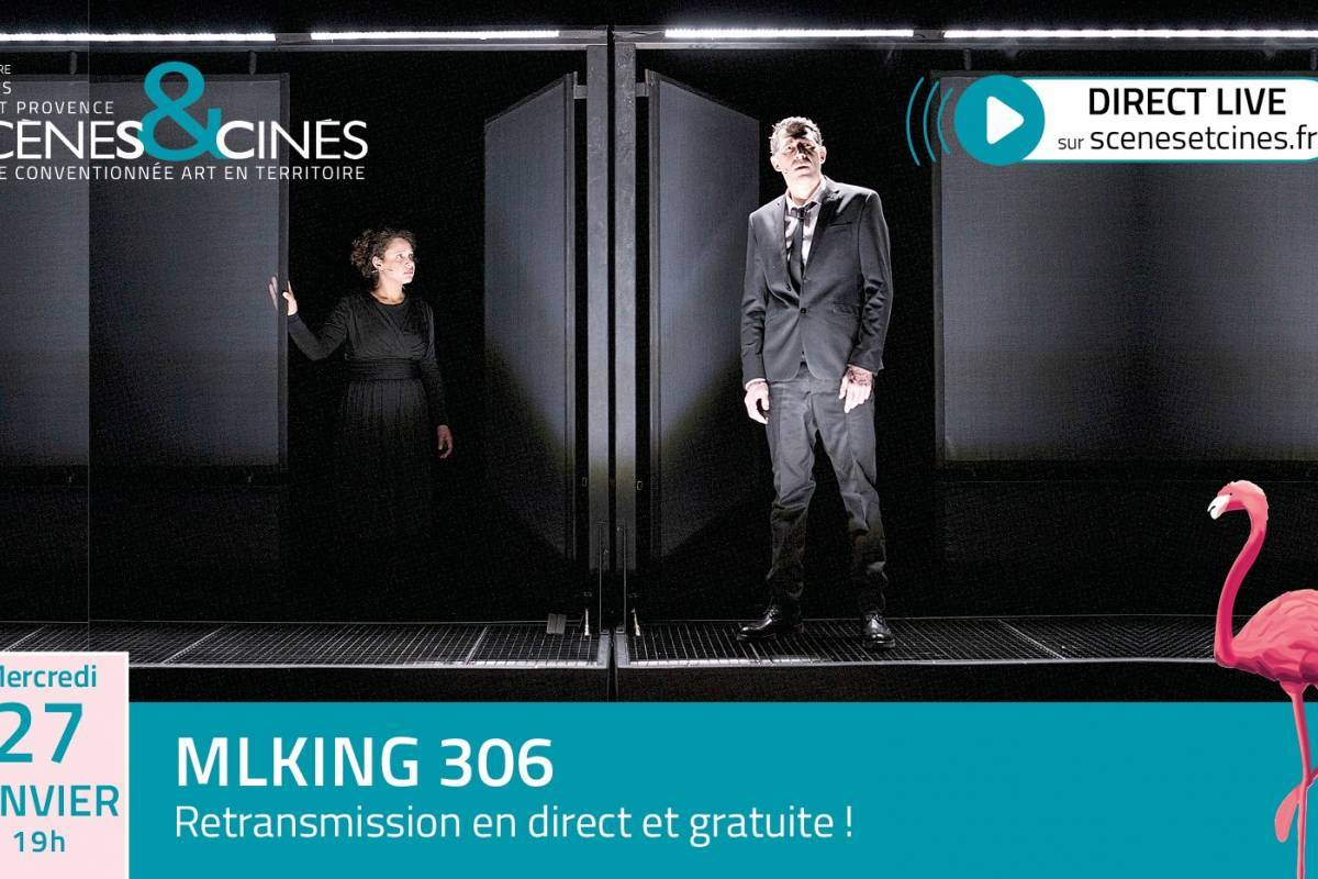 affiche streaming MLKING306