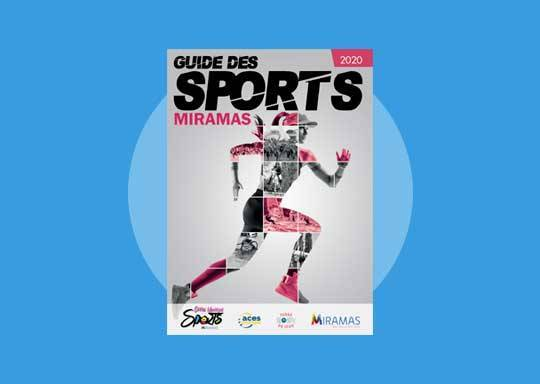 couverture guide des sports 2020