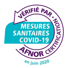 AFNOR Certification - Covid-19
