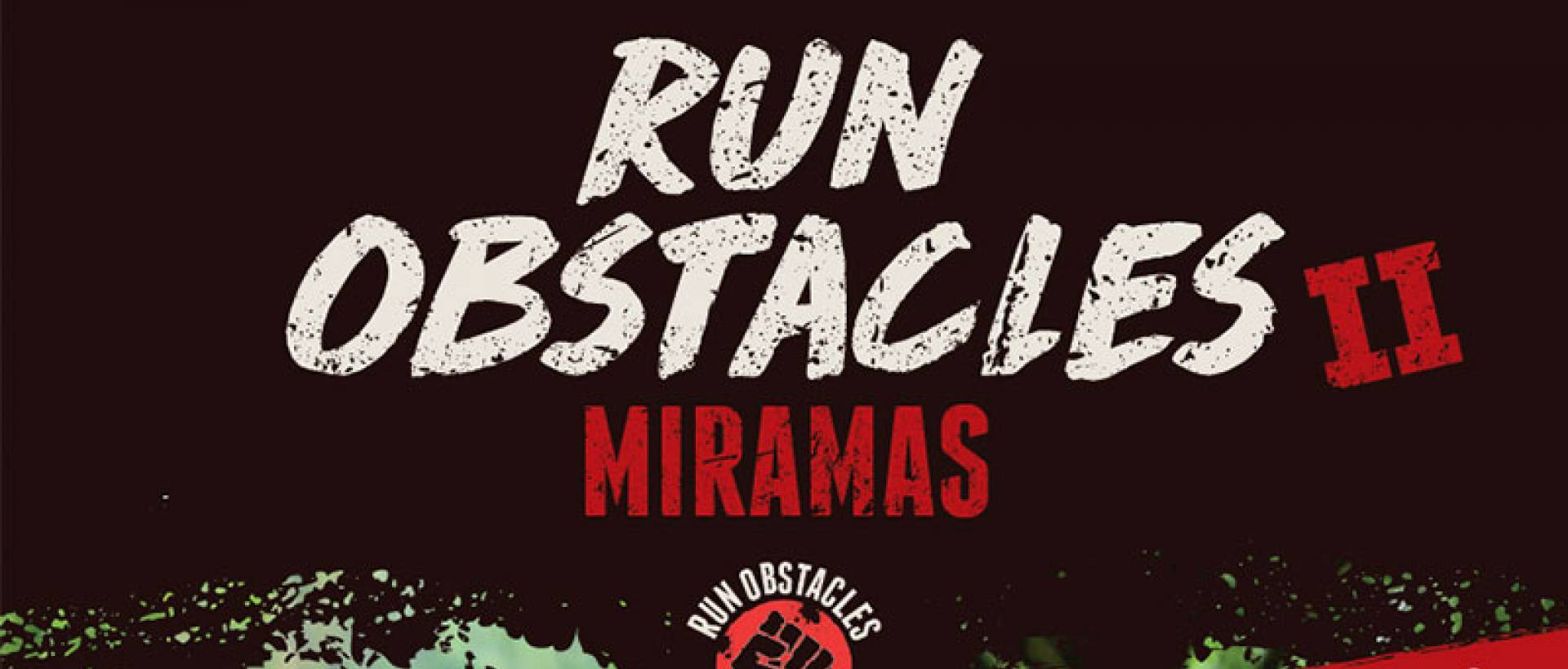 affiche run obstacles 2019